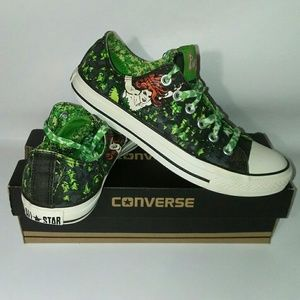 ❤Converse Poison Yvy! Vintage and Rare